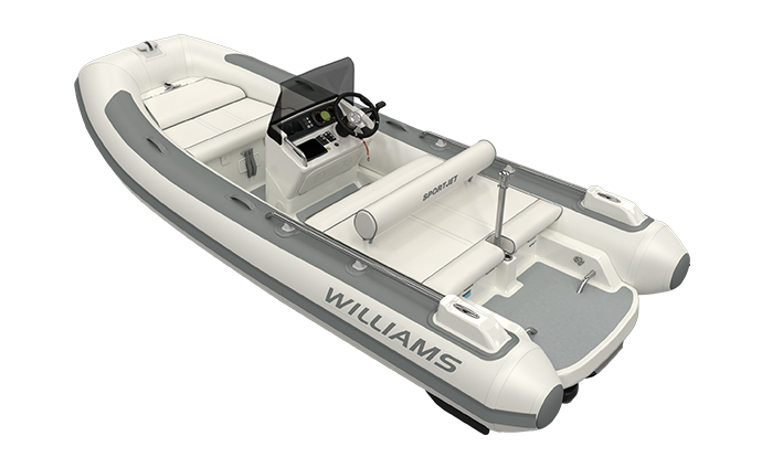 Williams Sportjet 460 2017 | -In/Out Stern Drive, --High Performance