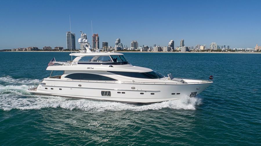 WILD DUCK | Boats, --Flybridge, -Inboard, --Motor Yacht