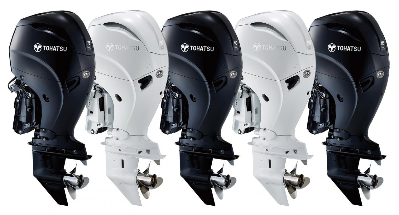 Tohatsu Outboards   -Outboard, --Outboard Motors   Boat and Yacht Directory