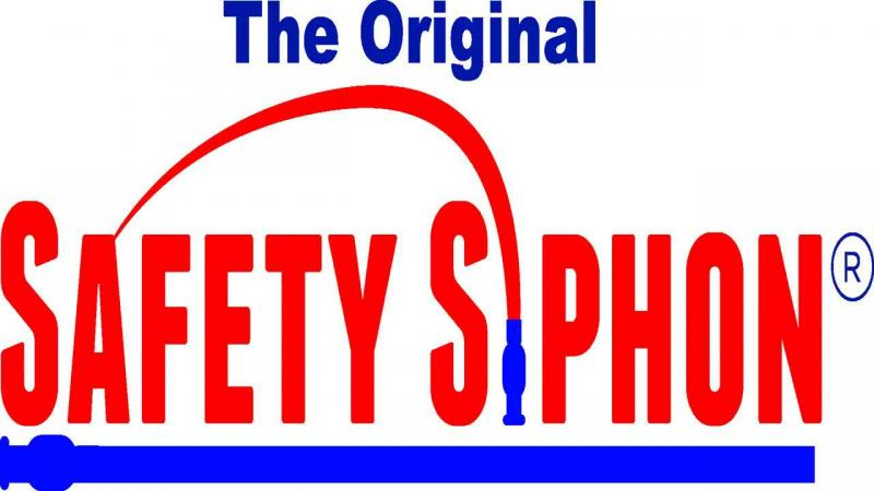The Original Safety Siphon