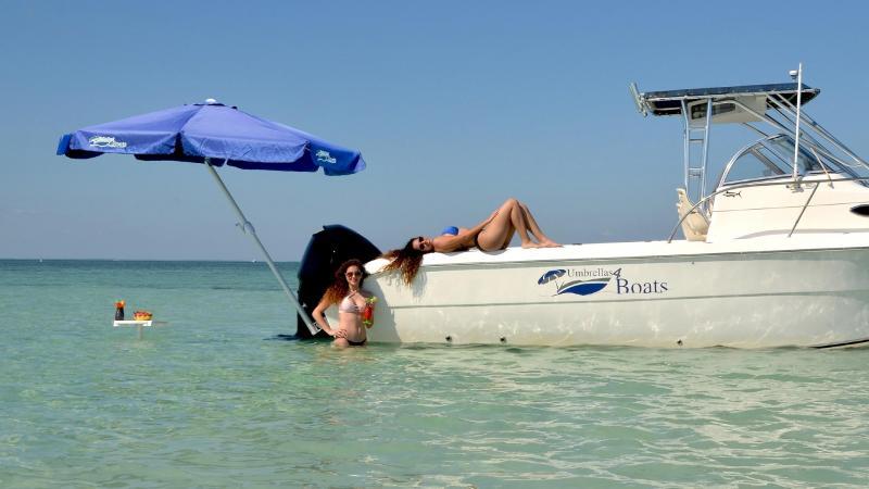 Umbrellas 4 Boats