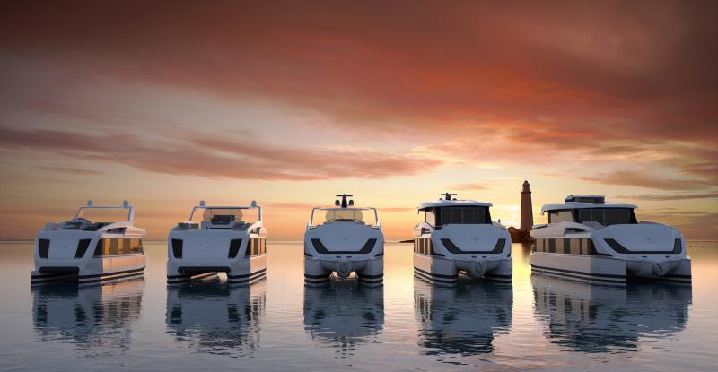 Deep Impact Custom Boats