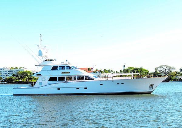 Ocean 1 Yachts