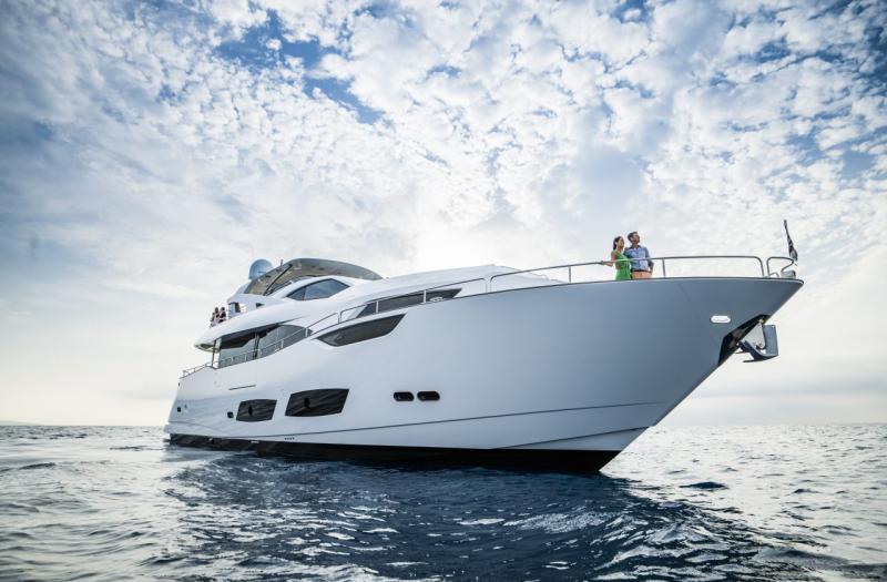 Sunseeker 95 Yacht 2018