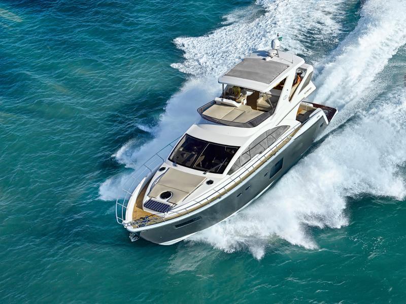 Schaefer Yachts 640