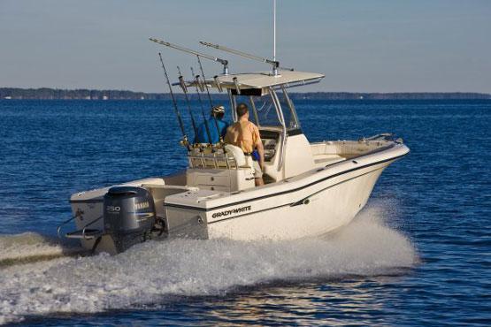 Grady White 230 Fisherman