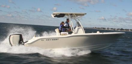 Key West 239FS 2016