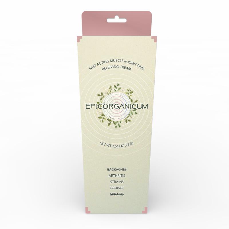 EpicOrganicum Pain Relief Cream