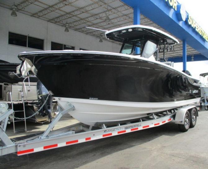 2020 Blackfin 272CC