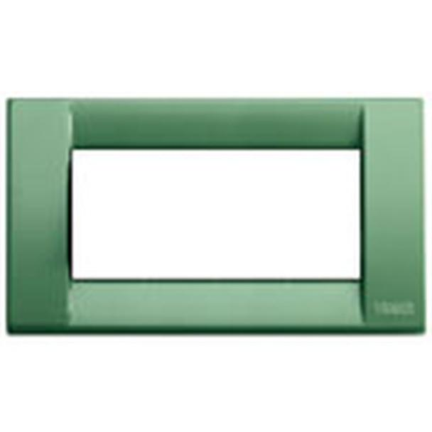 Classica Plate 4M Metal Sage Green