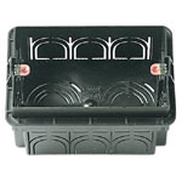 Flush Mounting Box 3M Black