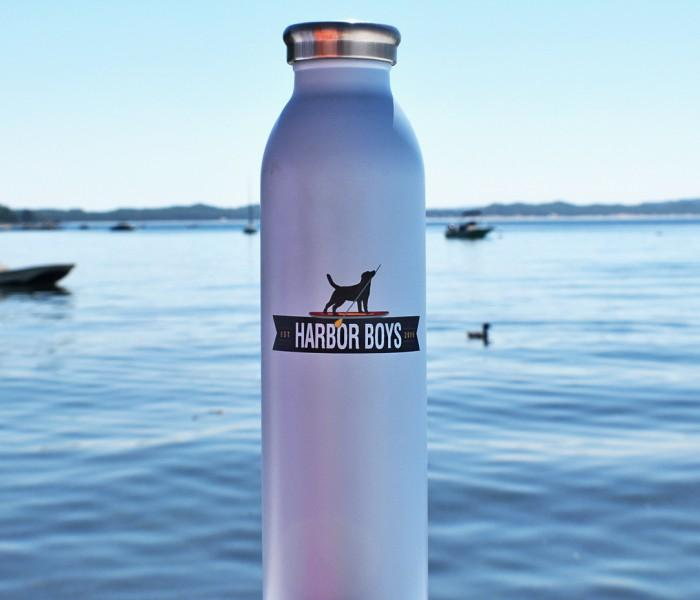 Harbor Boys Water Bottle