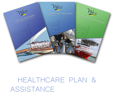 Healthcare Plan/Assistance for crew