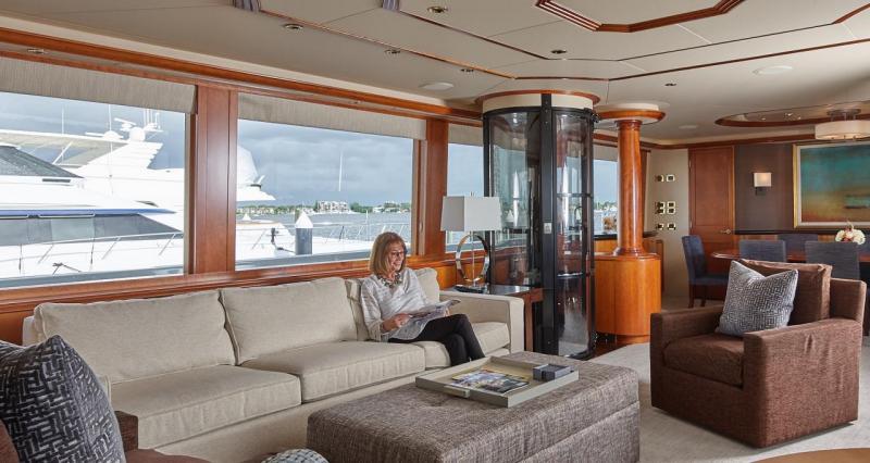 Yacht Elevator - PVE30