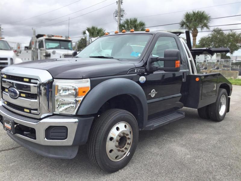 Pre-Owned 2013 FORD F450 Medium Duty Trucks - Tow Trucks - Wrecker for Sale #W0233