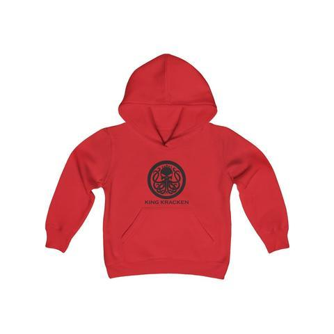 Little Kracken - Hooded Sweatshirt