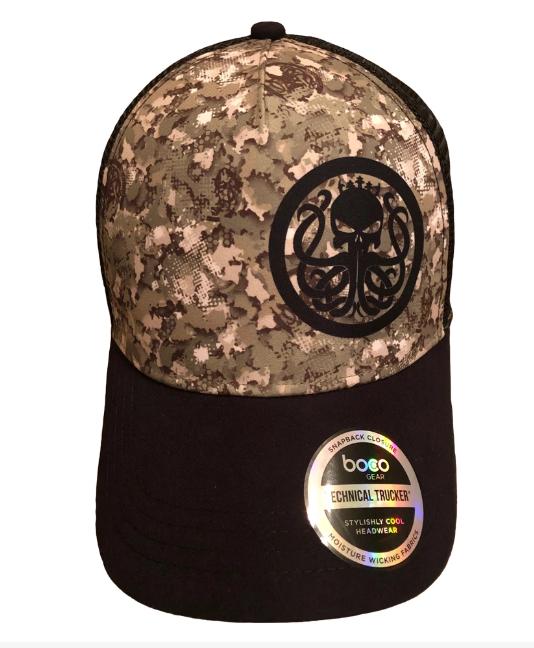 Kracken Kamo Hat