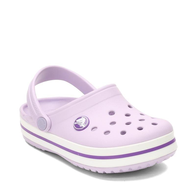 Girl's Crocs, Crocband Clog - Toddler