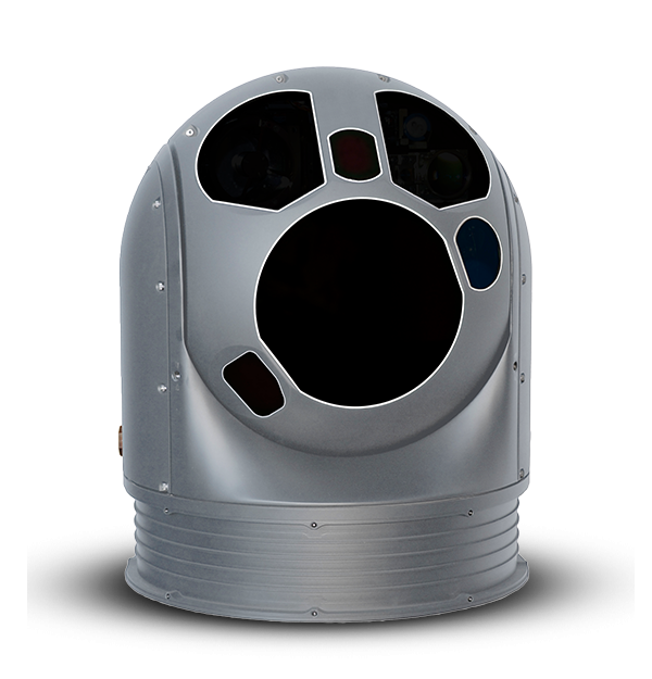 SeaFLIR 380-HD Long-range, Shipboard HD Surveillance System