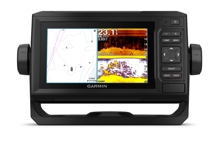 Garmin 010-01890-05 ECHOMAP Plus 64cv with Transducer