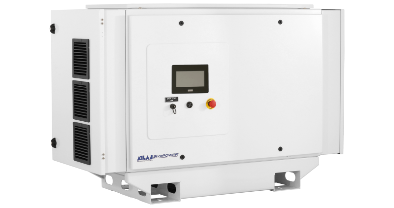 ShorPOWER® Docker Frequency & Voltage Converter | Dock Power Supply | Atlas Marine Systems