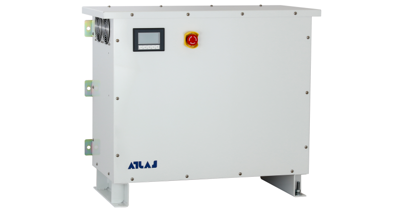 ShorPOWER ULTRA LP - Shore Power Frequency Converter for Yachts | Atlas Marine Systems