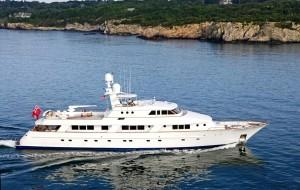 Luxury Yacht Vacations
