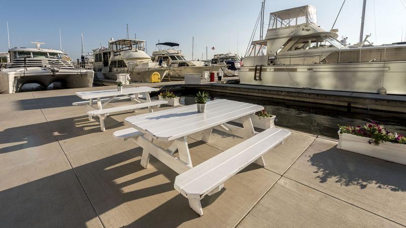 Passenger Ferry Landing Platform & Oversized Docks | Bellingham Marine