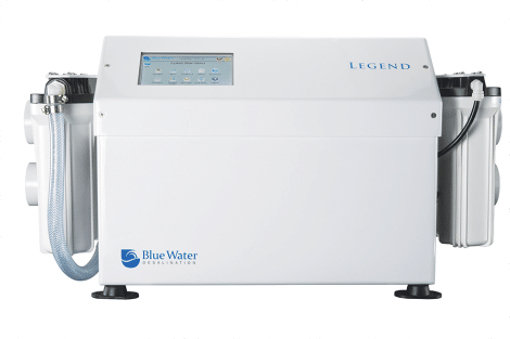 Legend Series   Blue Water Desalination