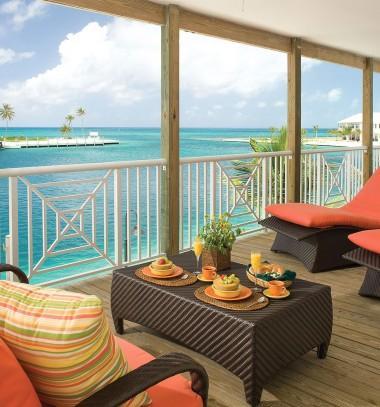 Waterfront Villas In The Bahamas