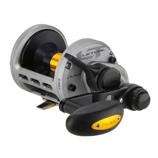 Fin-Nor Lethal 2-Speed Conventional Reels | Capt. Harry's Fishing Supply
