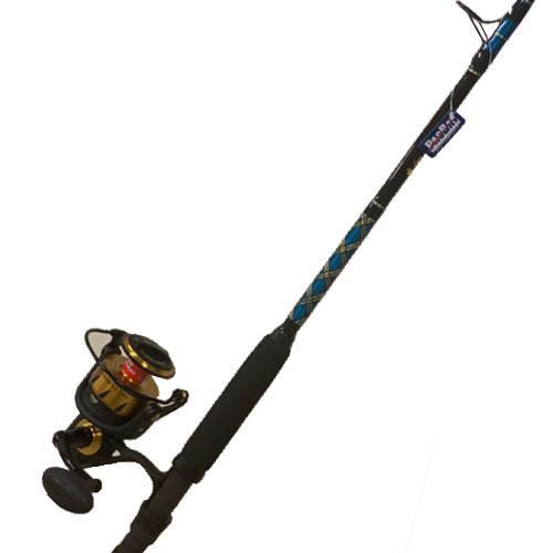 Penn SSVI7500 Capt. Harry's CS20/25 Spin Rod & Reel Combo | Capt. Harry's Fishing Supply