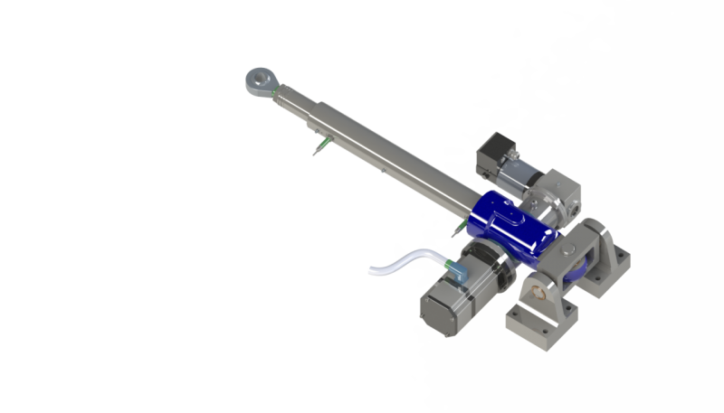 CMC Marine Electric Steering System