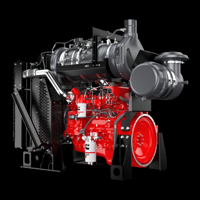 Power Units - Stage V | Cummins Inc.