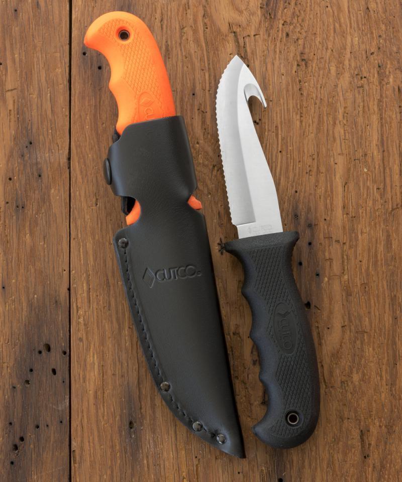 Gut Hook Hunting Knife