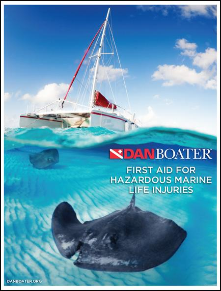 First Aid for Hazardous Marine Life Injuries