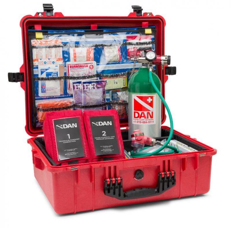 Emergency Response Kit w/MTV
