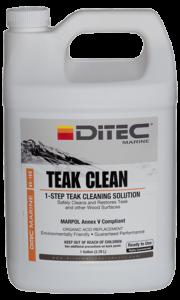 Teak Clean | 1-step teak cleaner