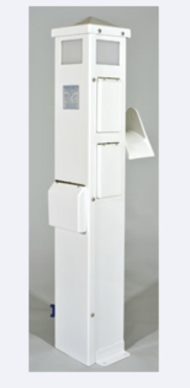 "Pedestal Series 100 (6"" x 6"")"