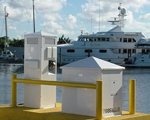 Dockside Power Inc. Can Provide You With An Electrical Substation!