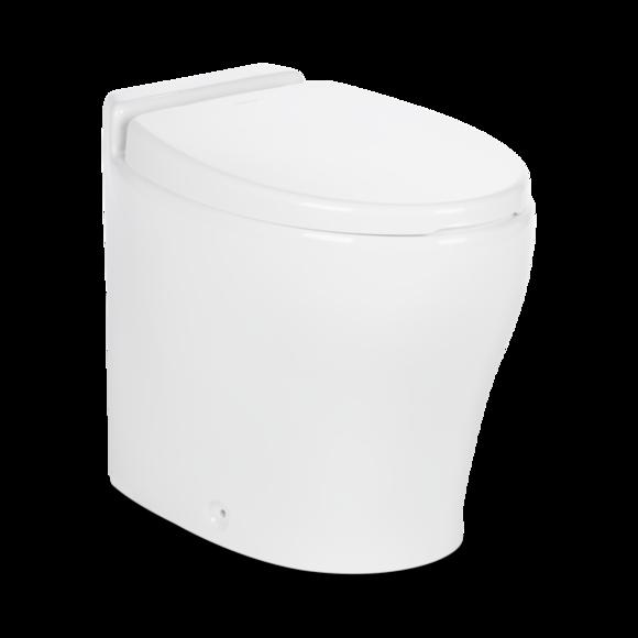 Dometic MasterFlush 8500 - Macerator toilet with slow close plastic
