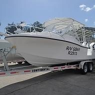 NOAA 252 CSS | Dusky Marine - Custom Built Offshore & Shallow Water Fishing Boats