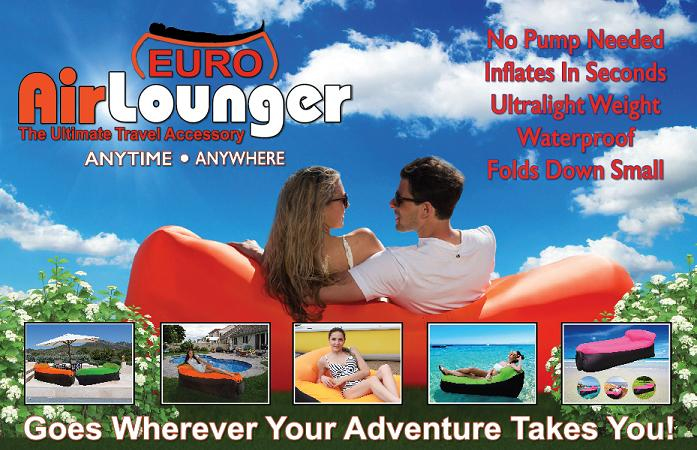 Euro Air Lounger Double Deal