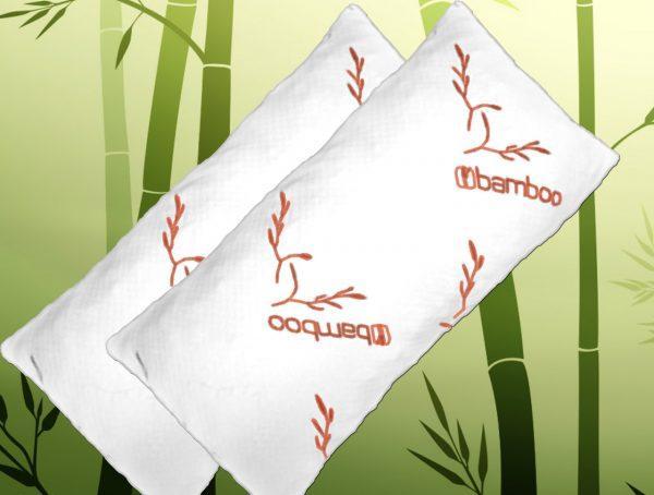 2 King Bamboo Pillows