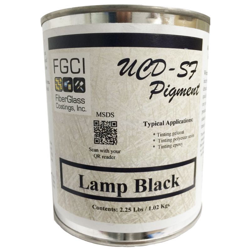 Black Lamp Pigment Dispersion