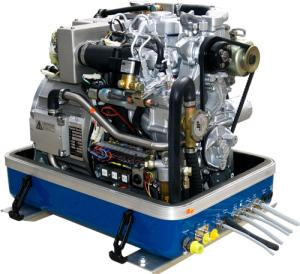 AC 6500 Marine Generator