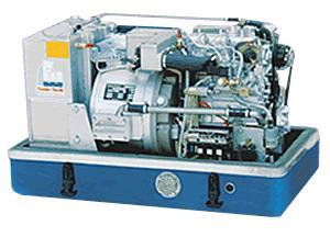 PVM-N 12 Mini Vehicle Generator