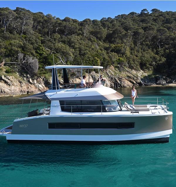 Motor Yachts MY 37