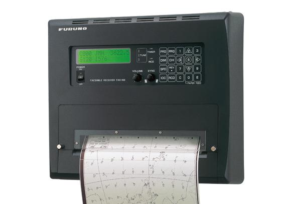 WEATHER FAXIMILE RECEIVER FAX-408 | Weather Fax