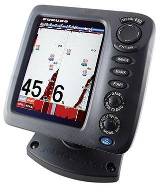 """5.7"""" COLOR LCD FISH FINDER FCV-688"""